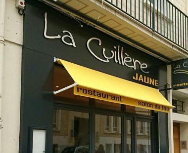 store projection «La Cuillère jaune» à Caen