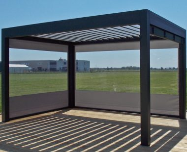 Pergola bioclimatique Open 2