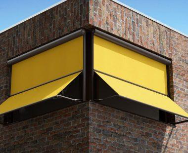 Store vertical Markilux 740